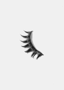 2 Pair Fake Eyelashes Kit- 022
