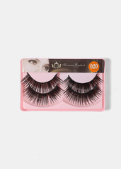 2 Pair Fake Eyelashes Kit- 020