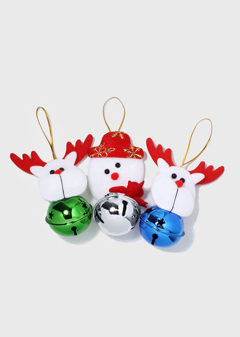 Jingle Bell Tree Ornament