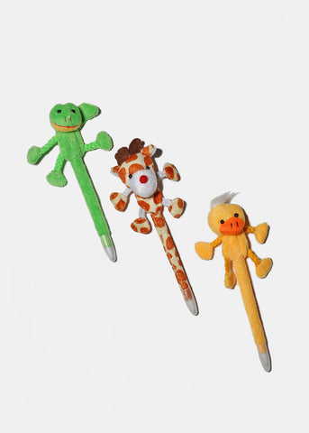 Soft Plush Animal Pen