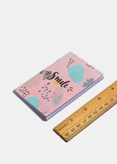 2 Piece Smile Notebooks