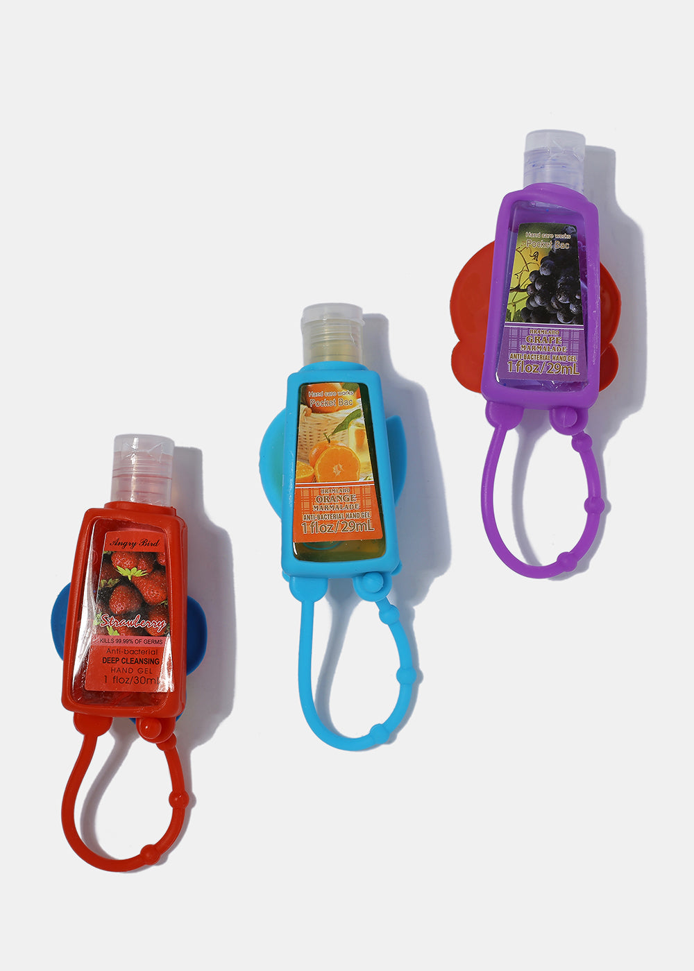 Multi-Design Hand Sanitizers