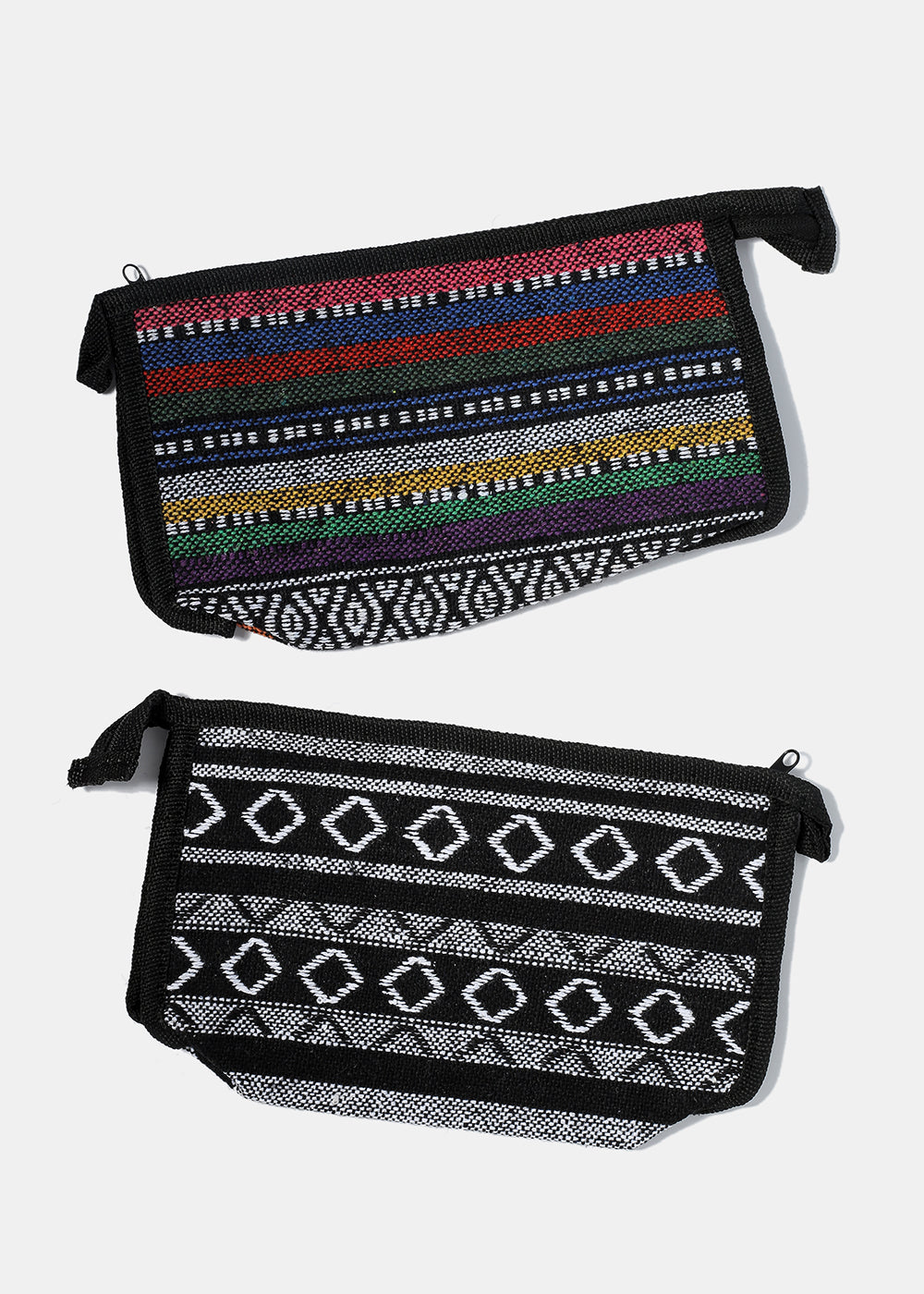 Tribal Print Cosmetic Pouch