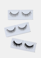 3 Pair Fake Eyelash Kit- 003