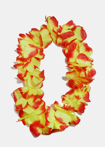 Large Flower Lei