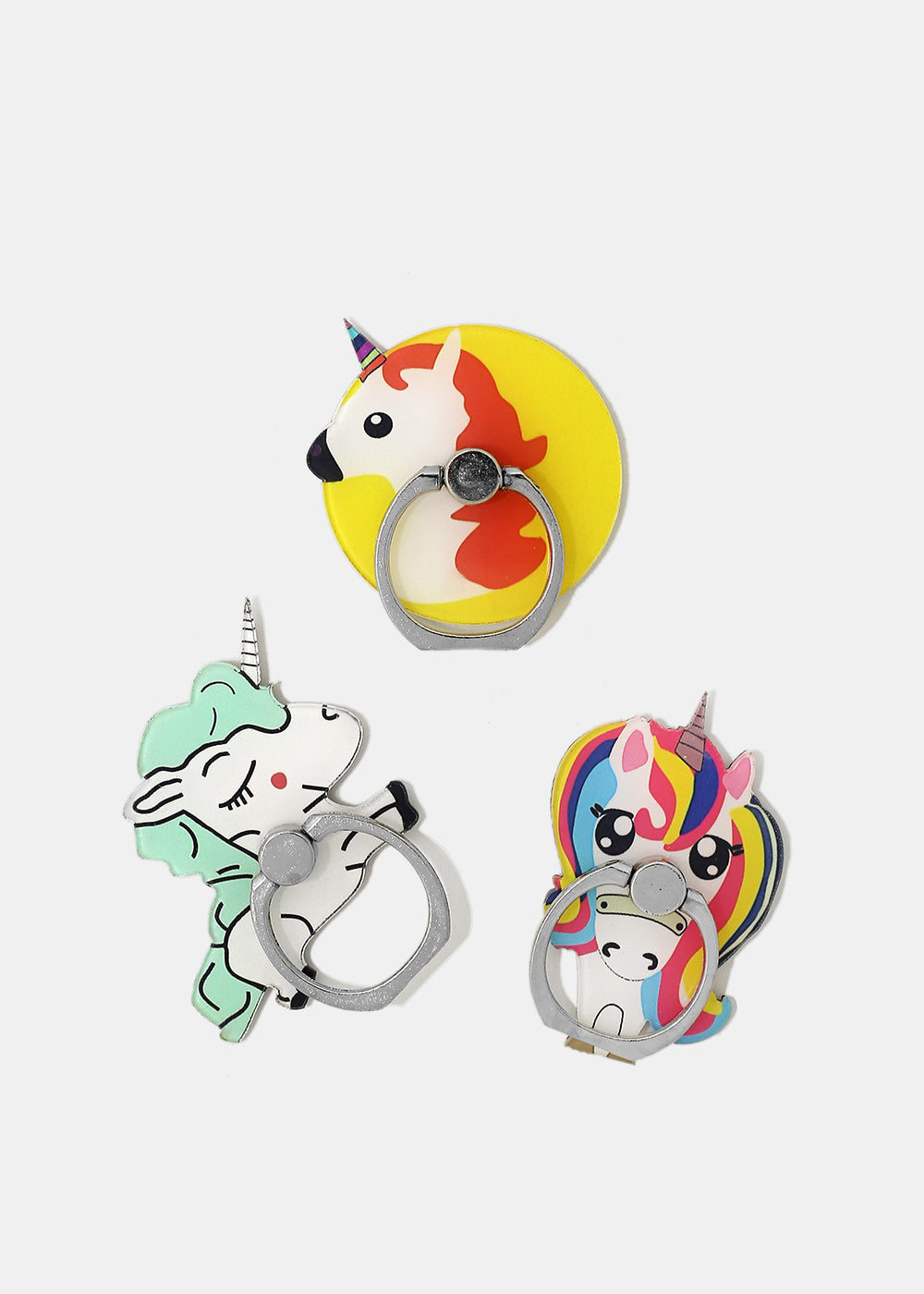 Unicorn Cell Phone Ring Mount