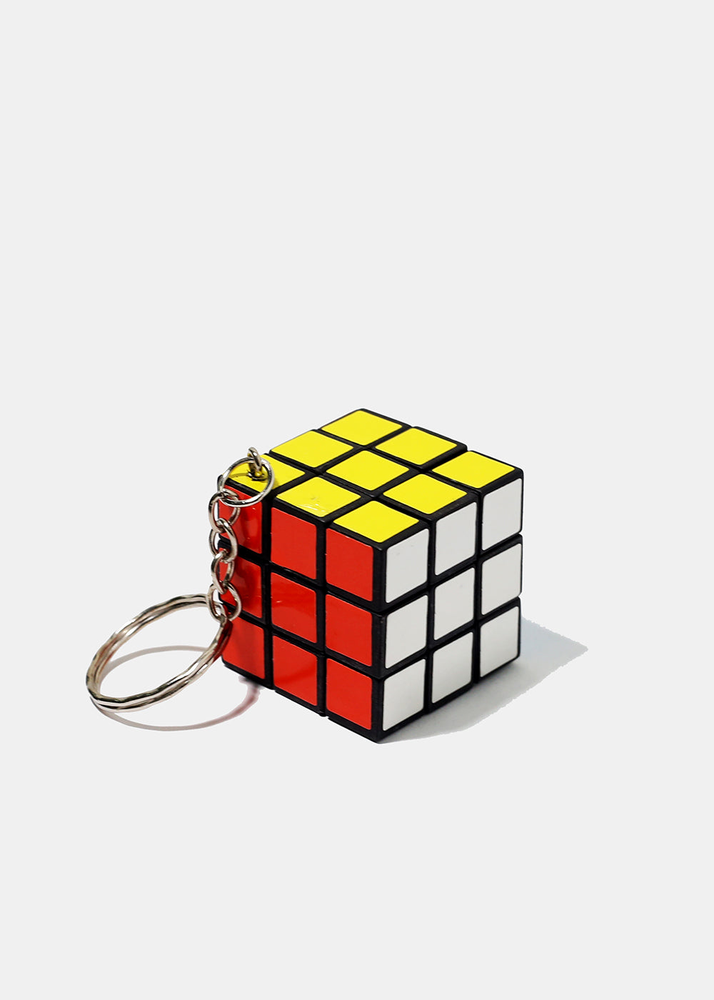Small Cube Keychain