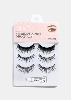 d7c83eb382f 3-Pair Deluxe Eyelashes- 105 – Shop Miss A