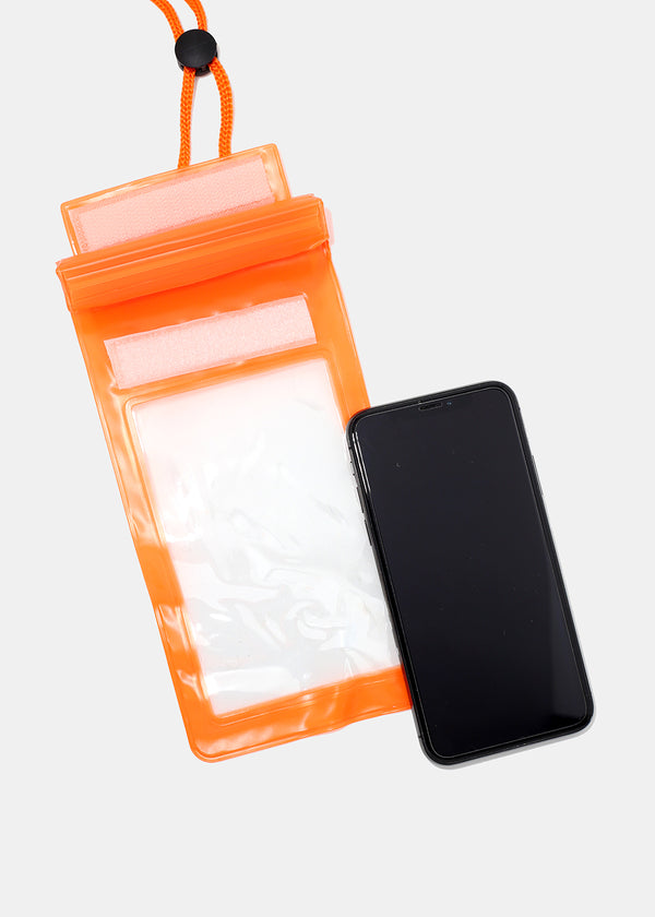 Splash & Germ-Proof Cell Phone Holder