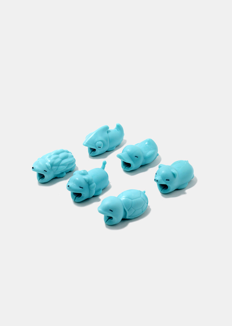 Animal Bites Charger Cable Covers