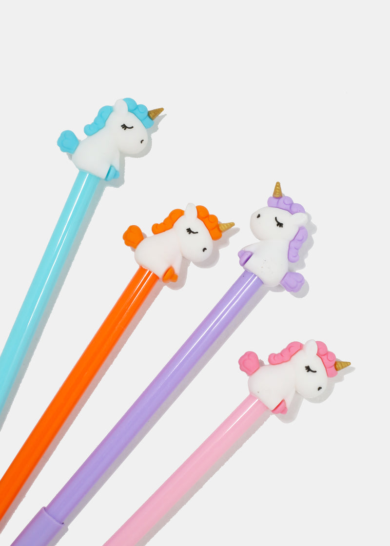 Unicorn Topper Pen