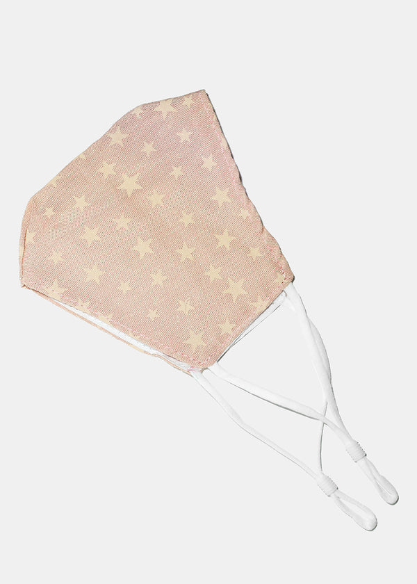 Star Adjustable Face Mask