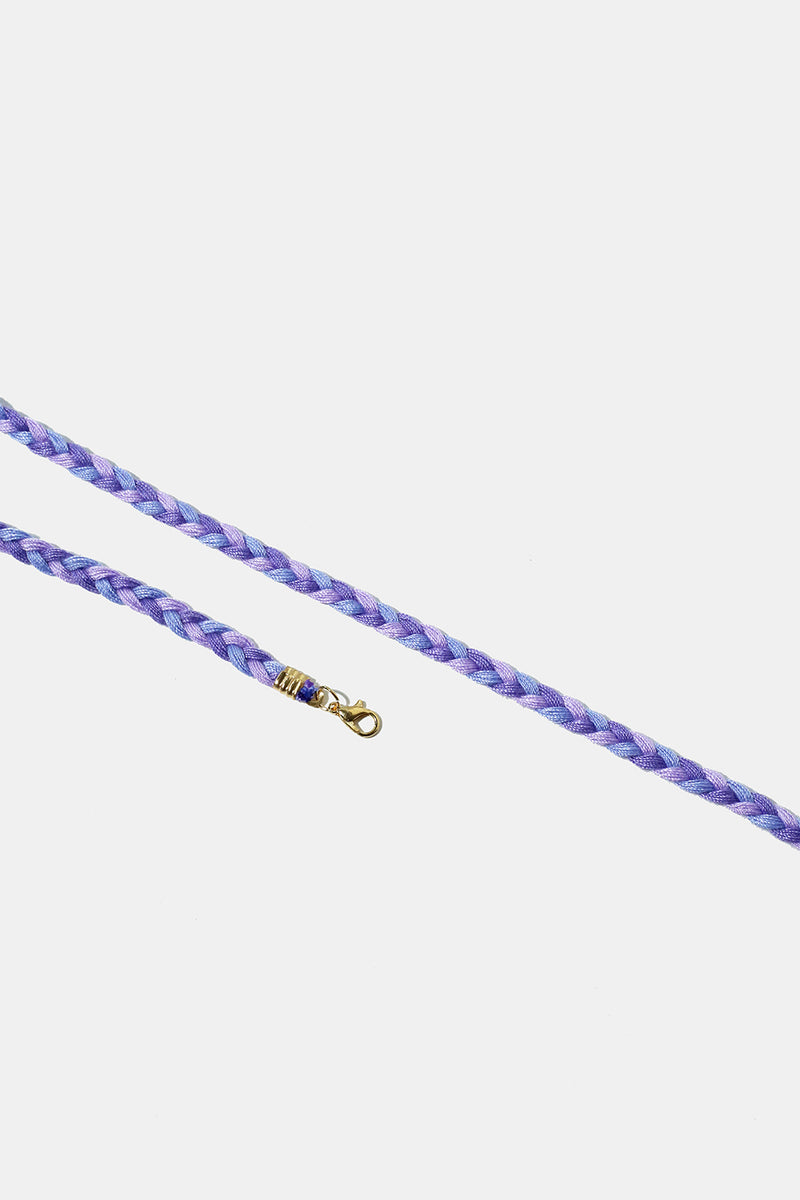 Colorful Braided Mask Lanyards/Straps