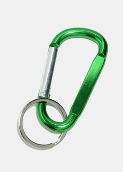 Solid Color Clip Keychain