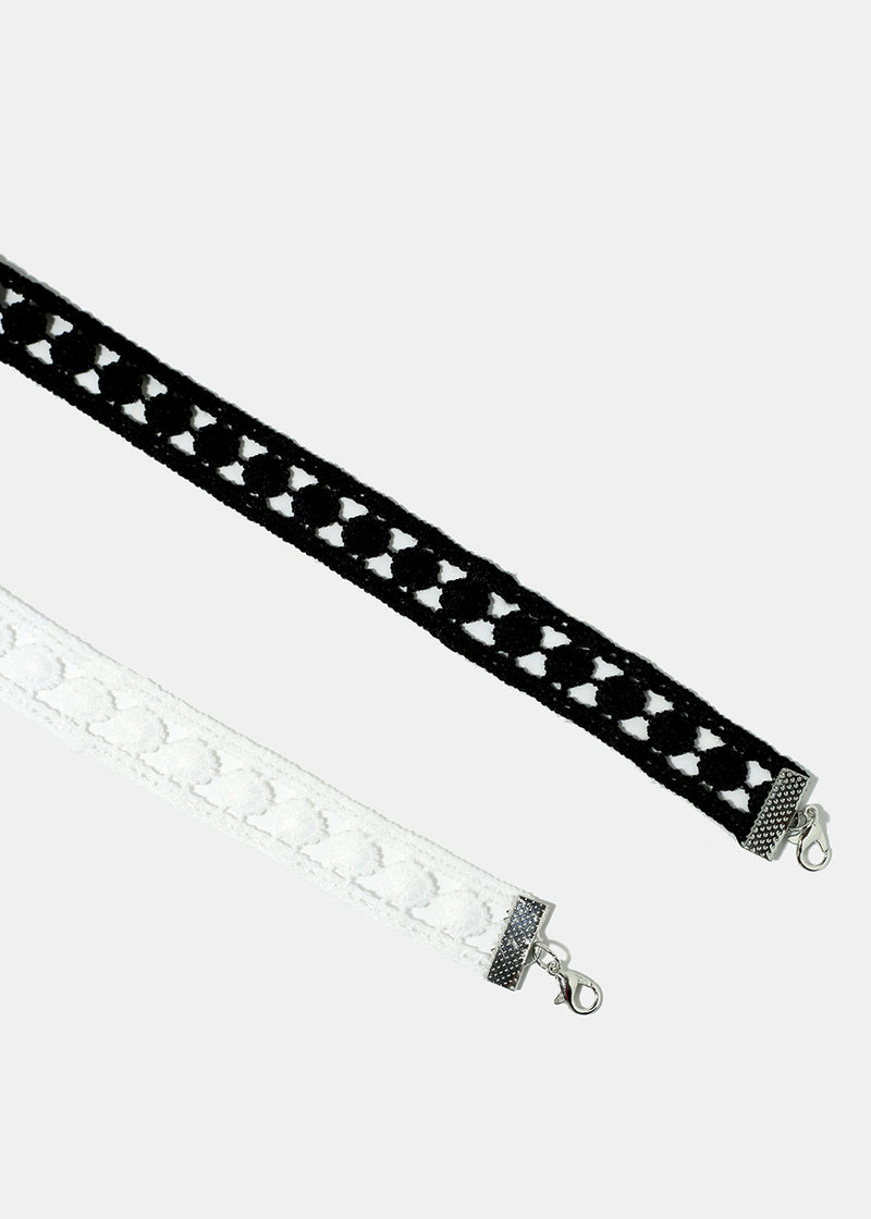 Crotchet Mask Lanyards/Straps