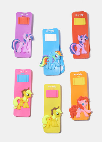Pony Luggage Tag