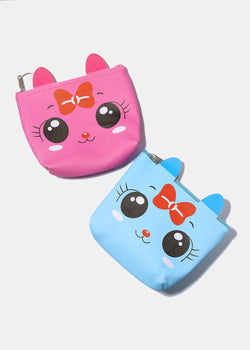 Kitten Cutie Coin Purse