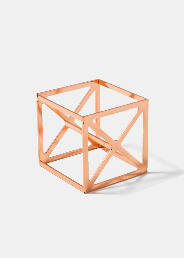 A+: AOA Cubie Blender Holder- Rose Gold