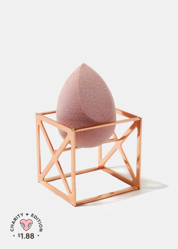 A+: AOA Cubie Blender Holder - Rose Gold