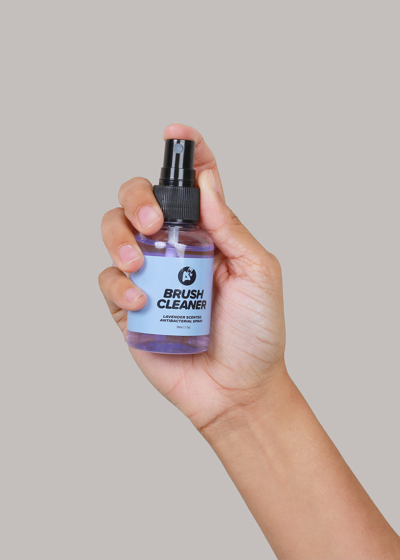 A+ AOA Brush Cleaning Spray- Lavender