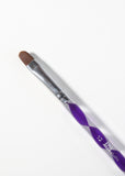 AOA Dual End Nail Acrylic Brush and Dotter