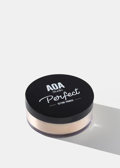 AOA Perfect Setting Powder - Soft Light