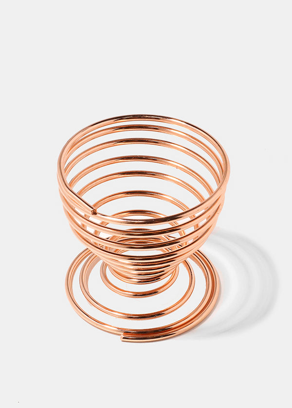 AOA Whirly Blender Holder- Rose Gold
