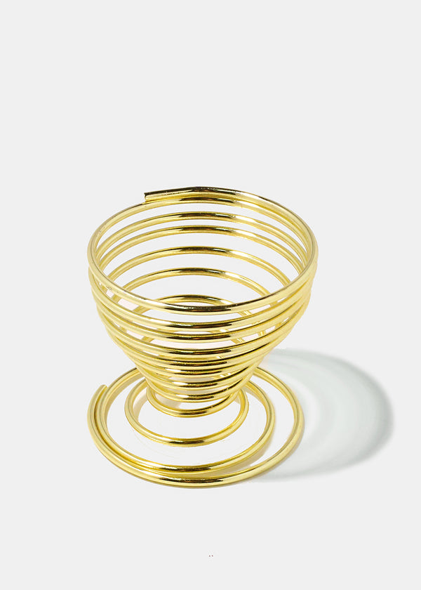 AOA Whirly Blender Holder- Gold