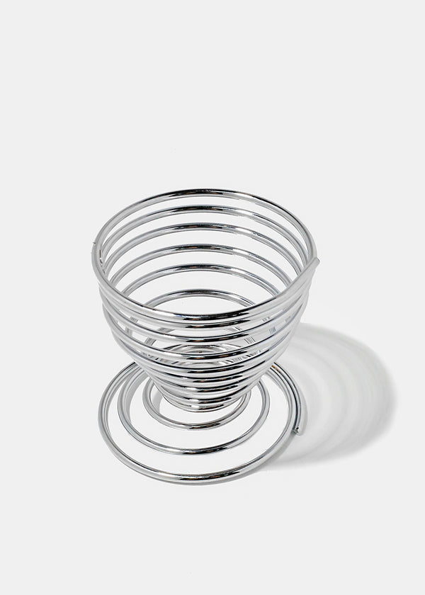 AOA Whirly Blender Holder- Silver