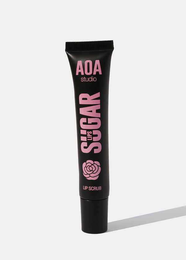 AOA Sugar Lips Scrub - Rose