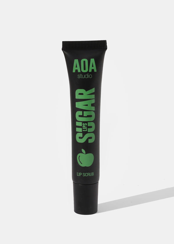 AOA Sugar Lips Scrub - Apple