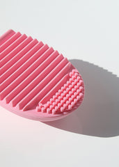 AOA Brush Cleaning Egg - Baby Pink
