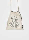 AOA Beauty Tools Canvas Bag