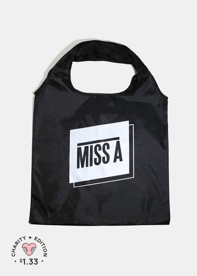 ReUse-able Tote: Miss A