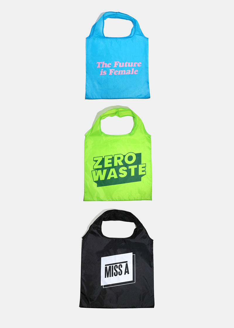 ReUse-able Tote: Zero Waste