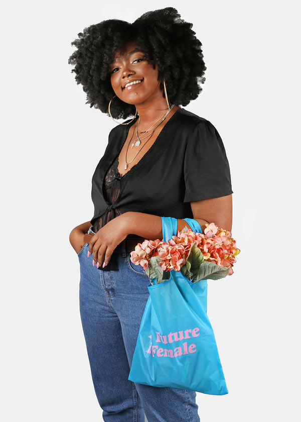 ReUse-able Tote: The Future is Female