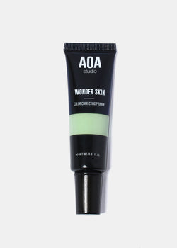 AOA Wonder Skin Color Correcting Primer - Green