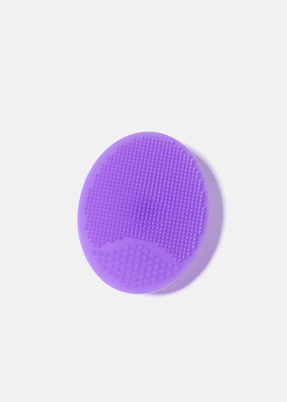 AOA Scrubby Facial Cleansing Pad - Purple