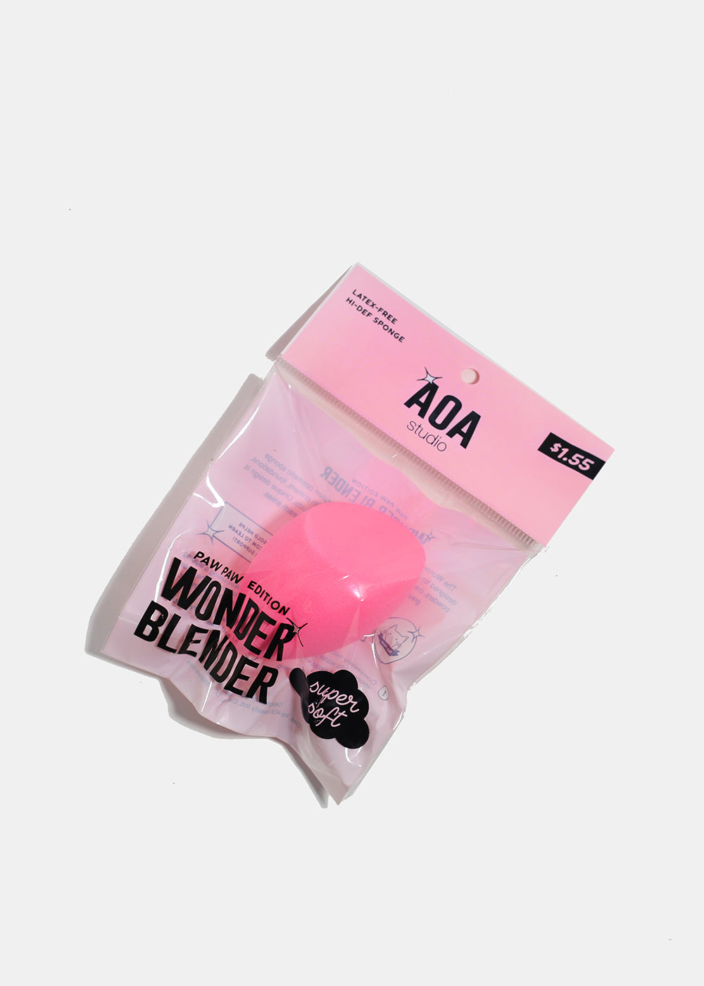 Paw Paw: Super Soft Wonder Blender - Beveled