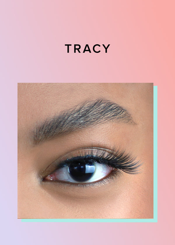 Paw Paw: 3D Faux Mink Lashes - Tracy