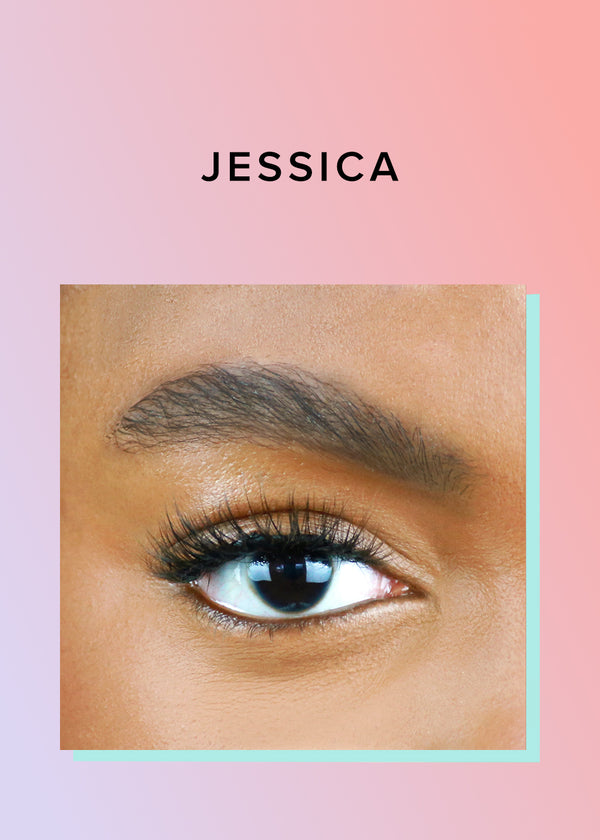 Paw Paw: 3D Faux Mink Lashes - Jessica