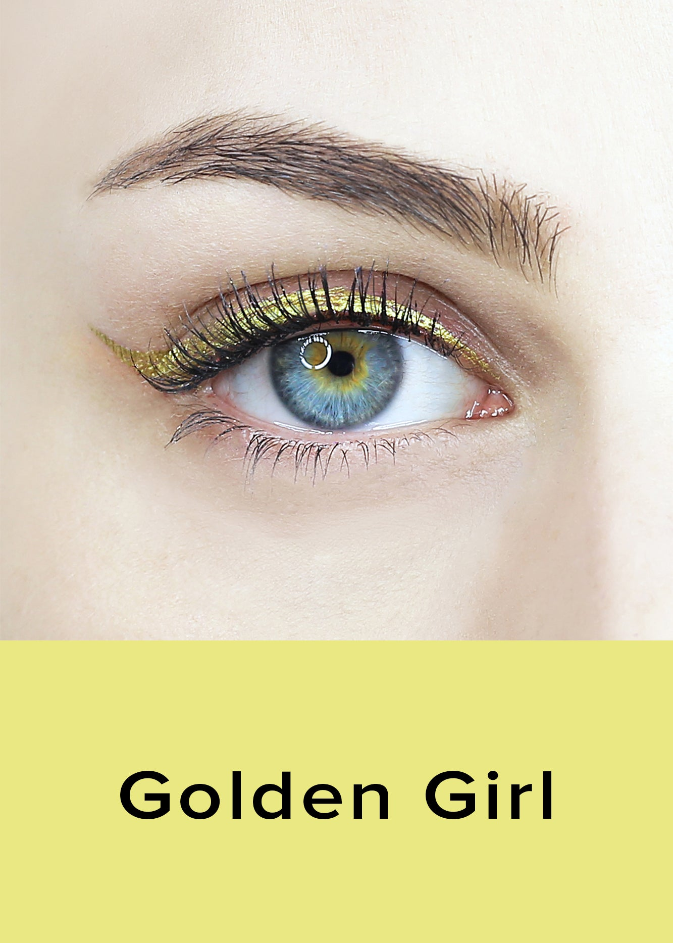 AOA Starlet Eyeliner- Golden Girl
