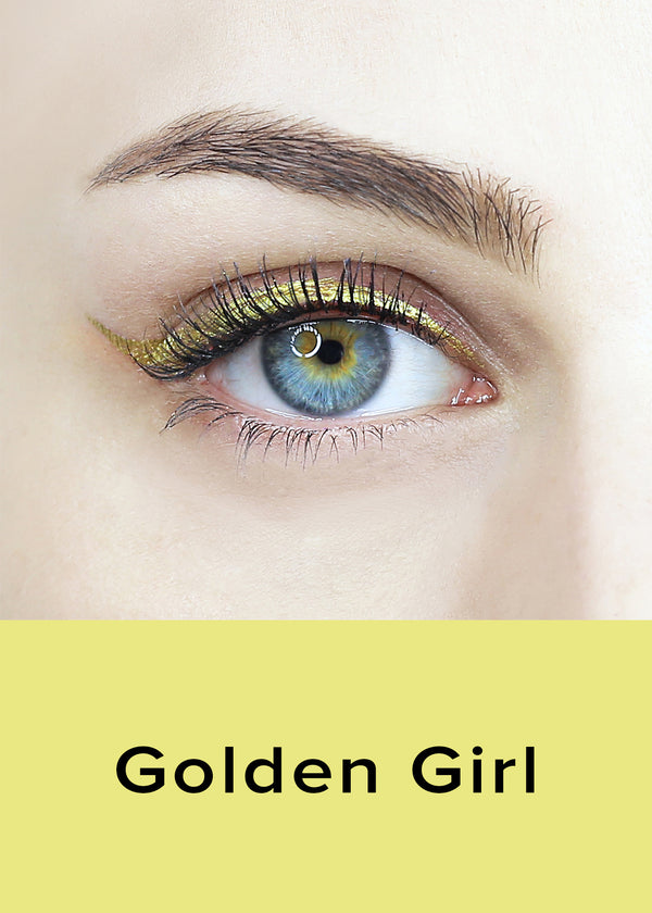 AOA Starlet Eyeliner - Golden Girl