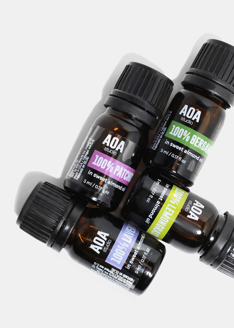 AOA Essential Body Oils - Lemongrass