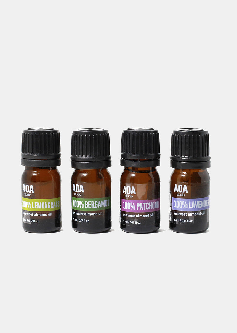 AOA Essential Body Oils- Bergamot