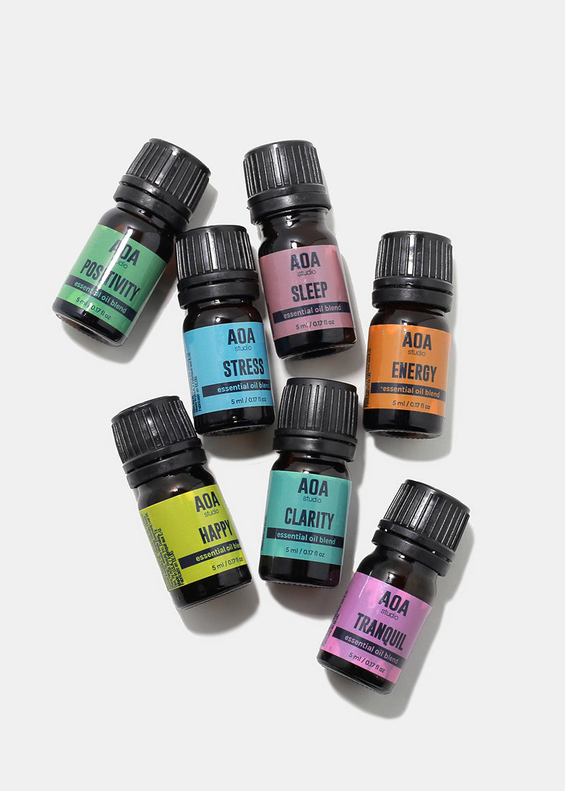 AOA Essential Blend Oils- Energy