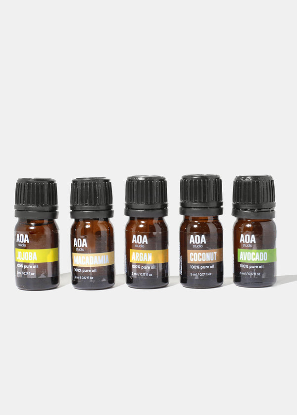 AOA 100% Carrier Oils- Macadamia