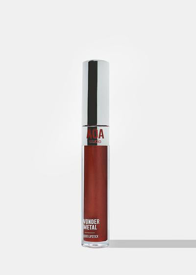 AOA Wonder Metal Liquid Lipstick - Saint