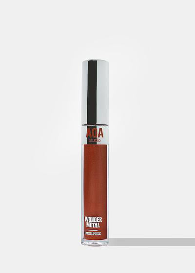 AOA Wonder Metal Liquid Lipstick - Obsessed