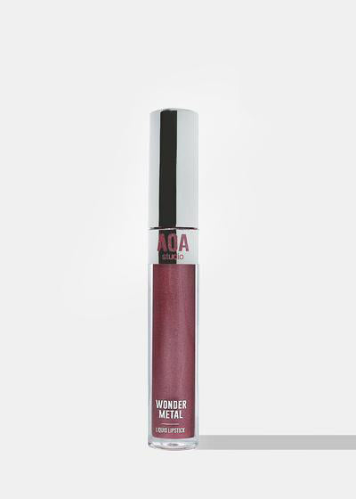AOA Wonder Metal Liquid Lipstick - Cosmo